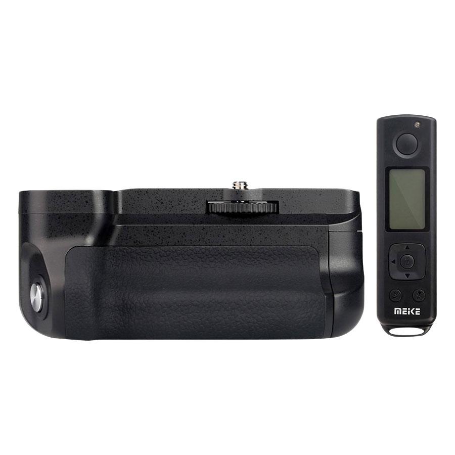 Grip Meike Dành Cho Sony A6000 - A6300 (Đen) - Hàng Nhập Khẩu
