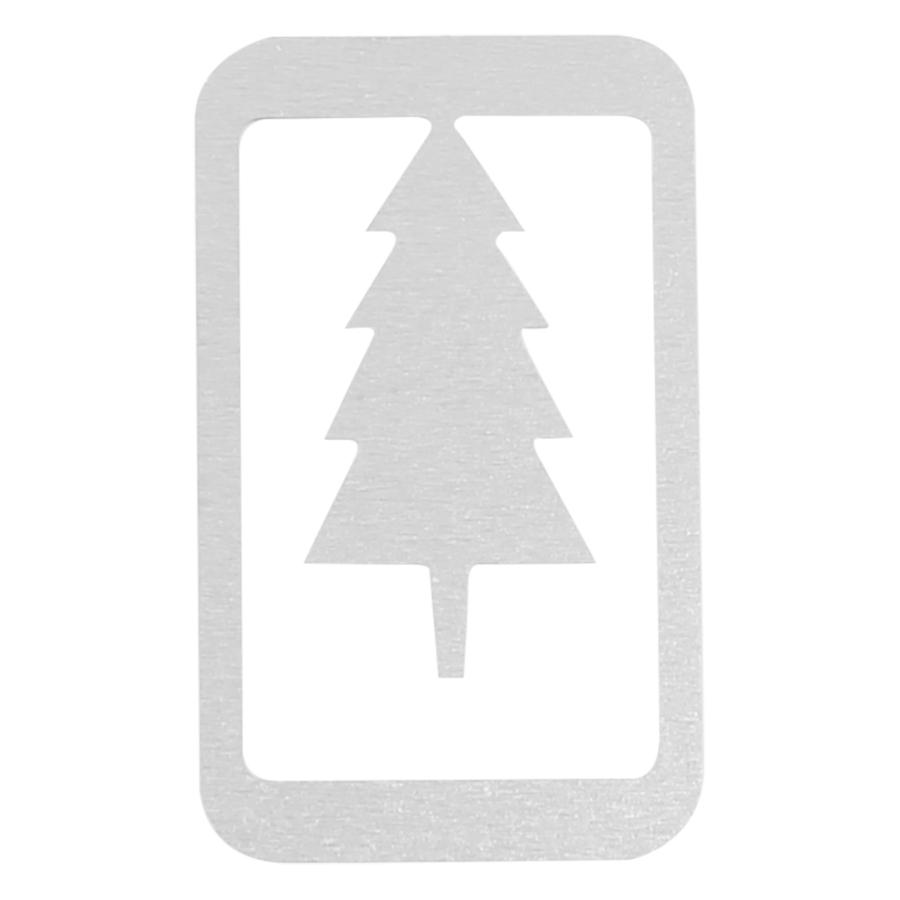 Bộ Đánh Dấu Sách Book Line Markers - Forest Elements