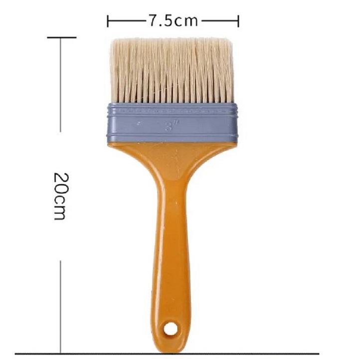 Chổi cọ quét sơn, quét keo 3inch 7.5 x 20cm