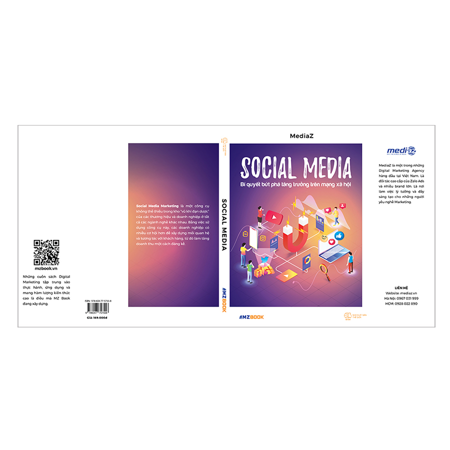 Social Media - Bí Quyết Bứt Phá Tăng Trưởng Trên Mạng Xã Hội
