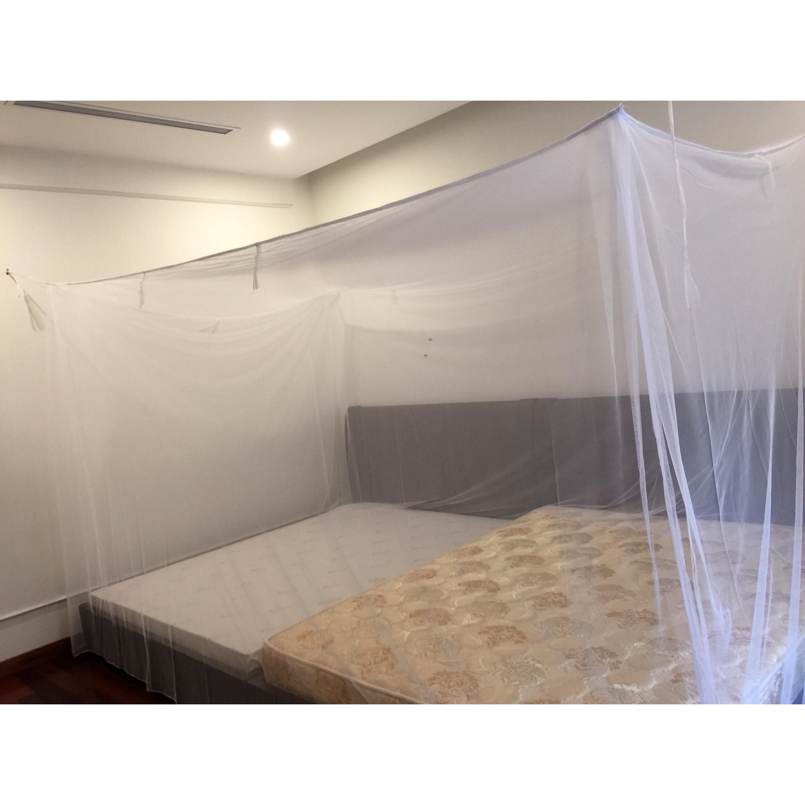 Màn Tuyn Chống Muỗi Cao Cấp 3m x 2m