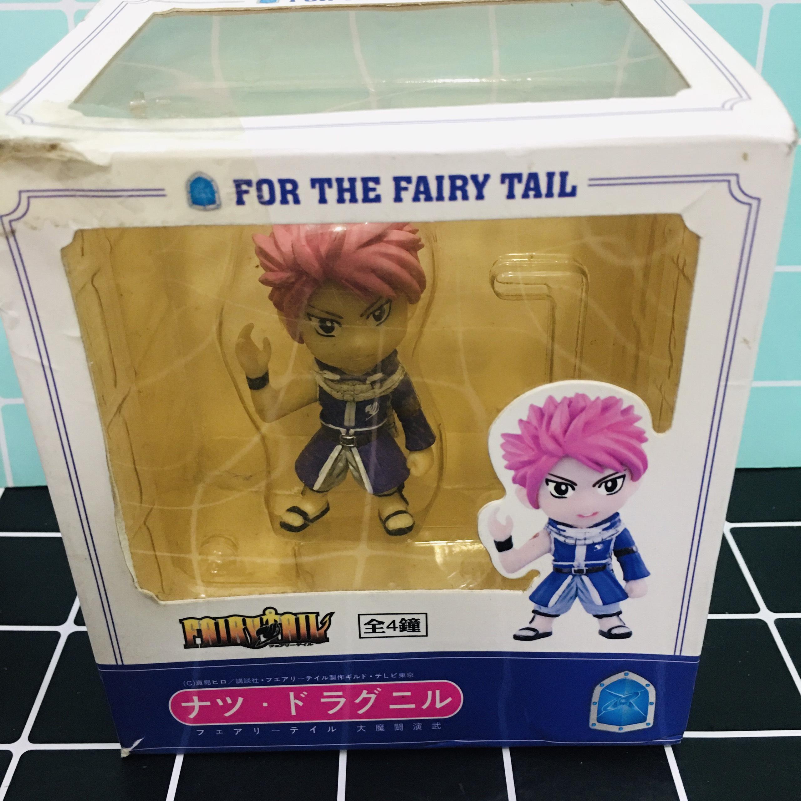 Mô Hình Figure Fairy Tail Natsu ANIME MANGA