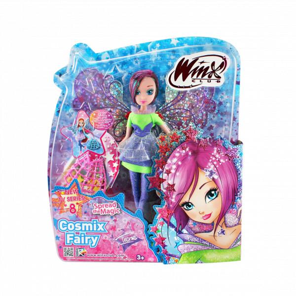 Búp bê WINX 8 Nàng tiên Winx sức mạnh Cosmix - Tecna IW01811906