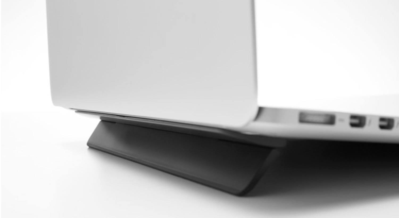 Kickflip – Dán cố định kê cao Macbook Jobson - Hàng chính hãng