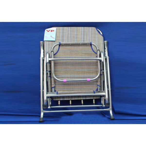 Ghế bố xếp khung thép mặt lưới cao cấp VP24