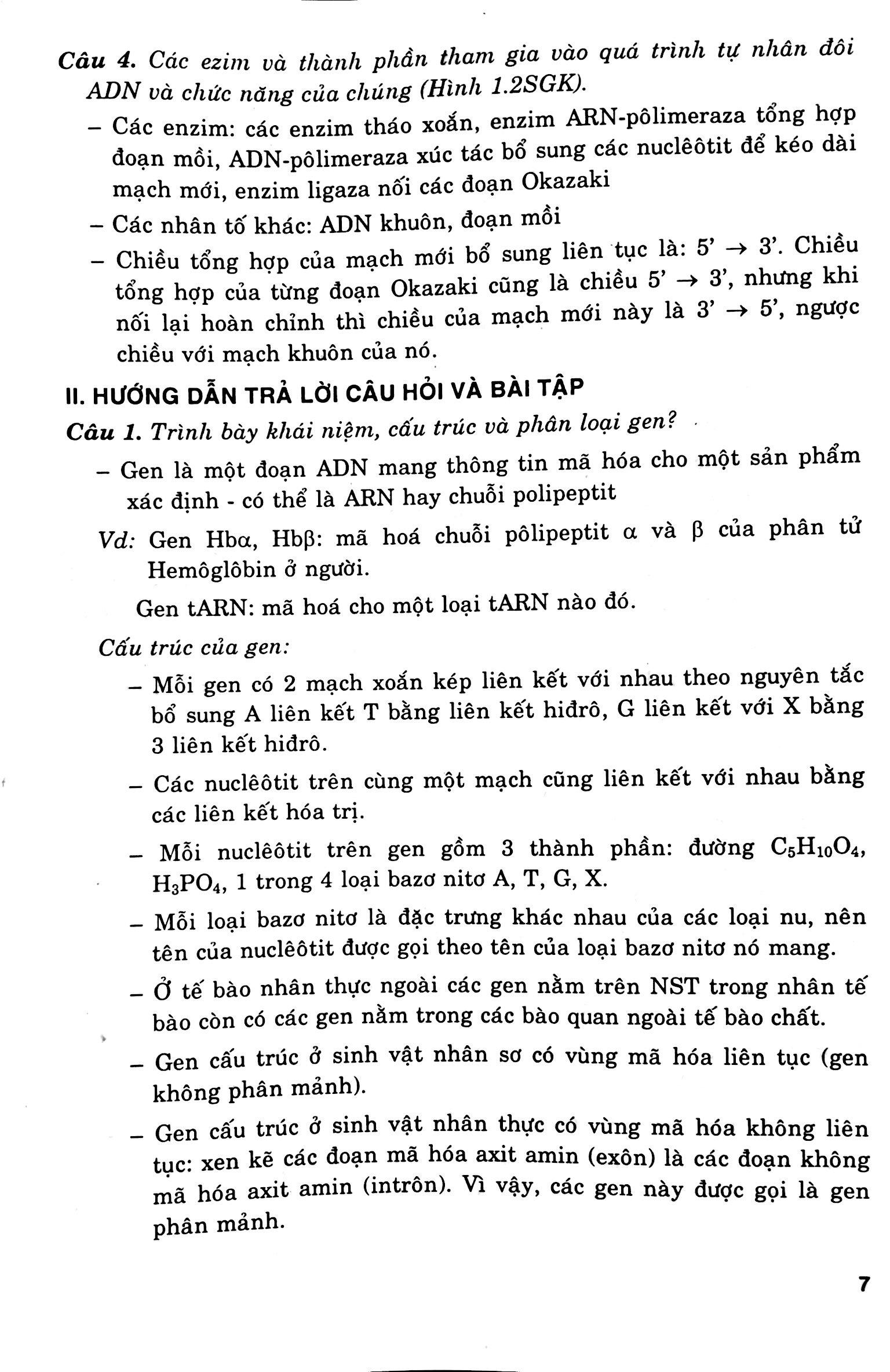 Kiến Thức Chi Tiết Và Pp Làm Bài Trắc Nghiệm Sinh Học 12