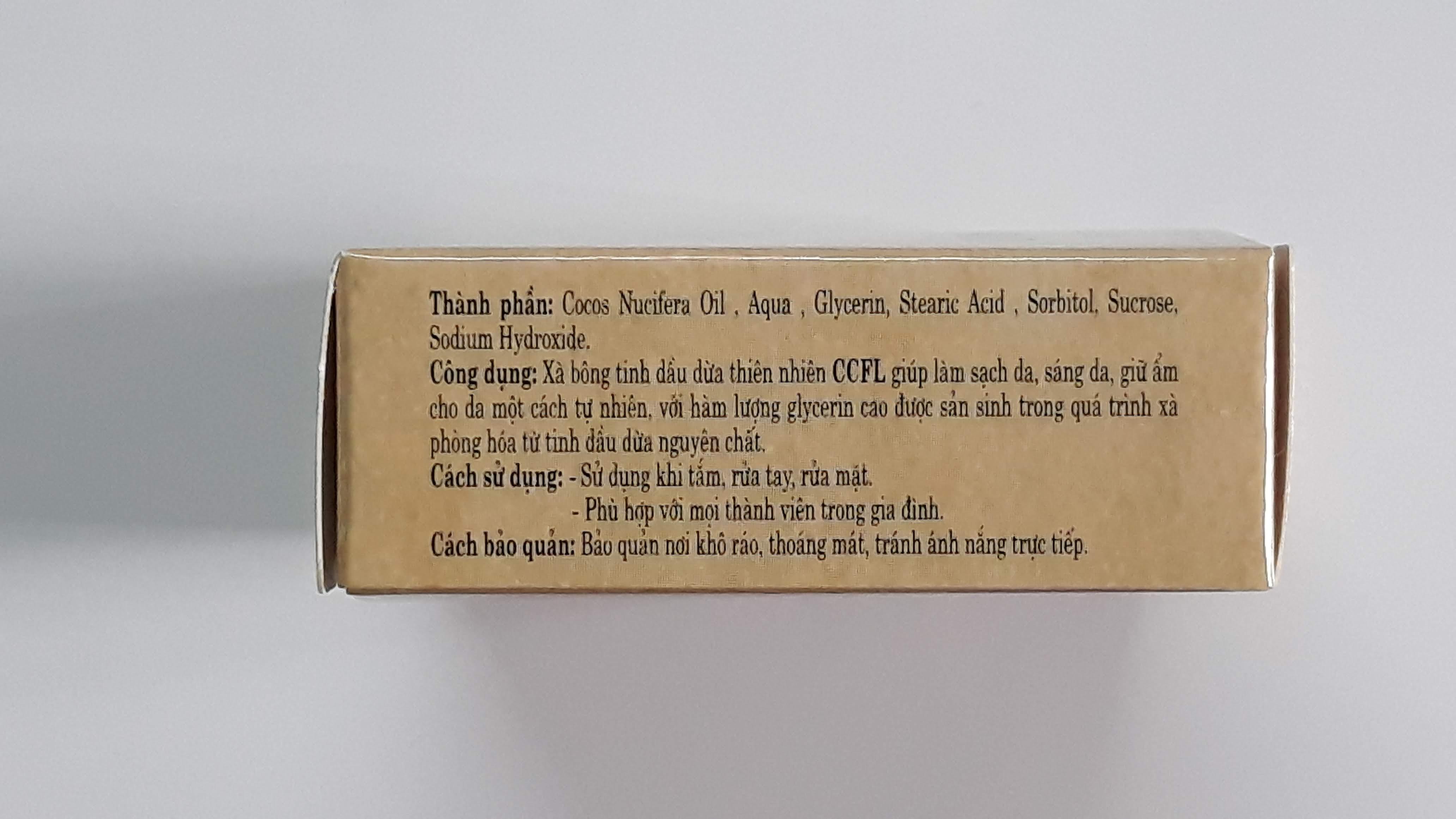 xÀ BÔNG DỪA ( combo 4 hộp )