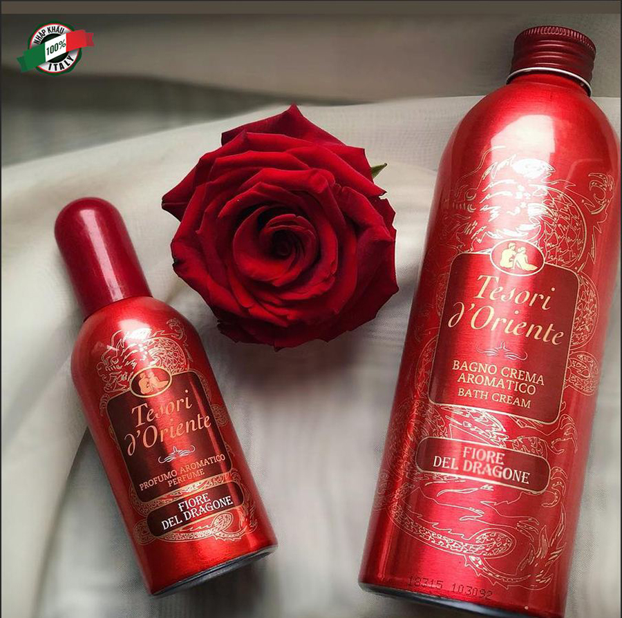 Nước hoa nữ Fiore del Dragone Tesori d'Oriente 100ml