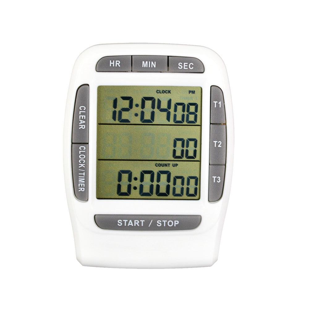Đồng hồ bấm giờ đếm ngược 3in1 T4