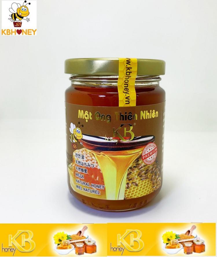 Mật ong thiên nhiên nguyên chất KB 200ml 1