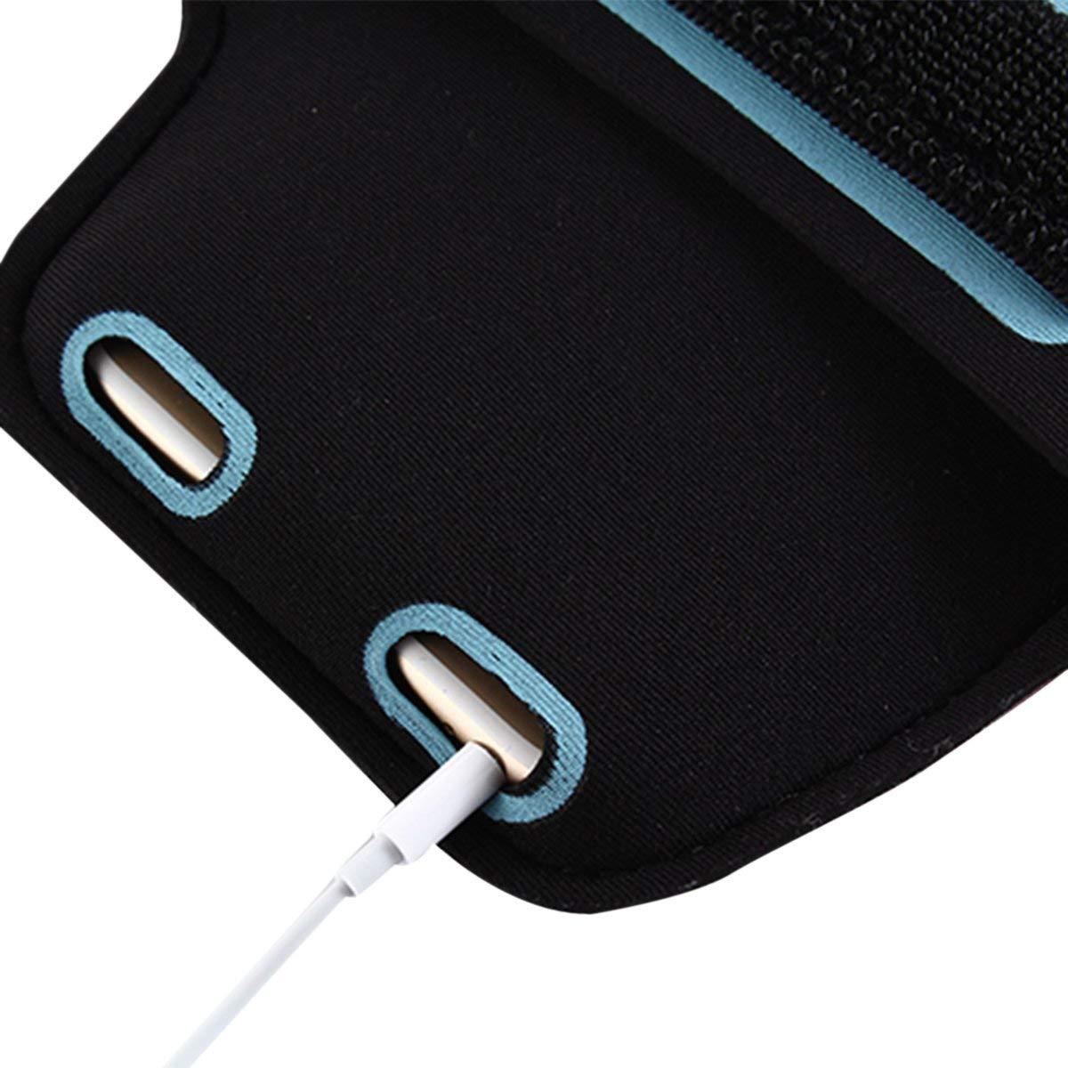 Đai tập thể dục đeo tay dành cho điện thoại màn hình 4,7 inch