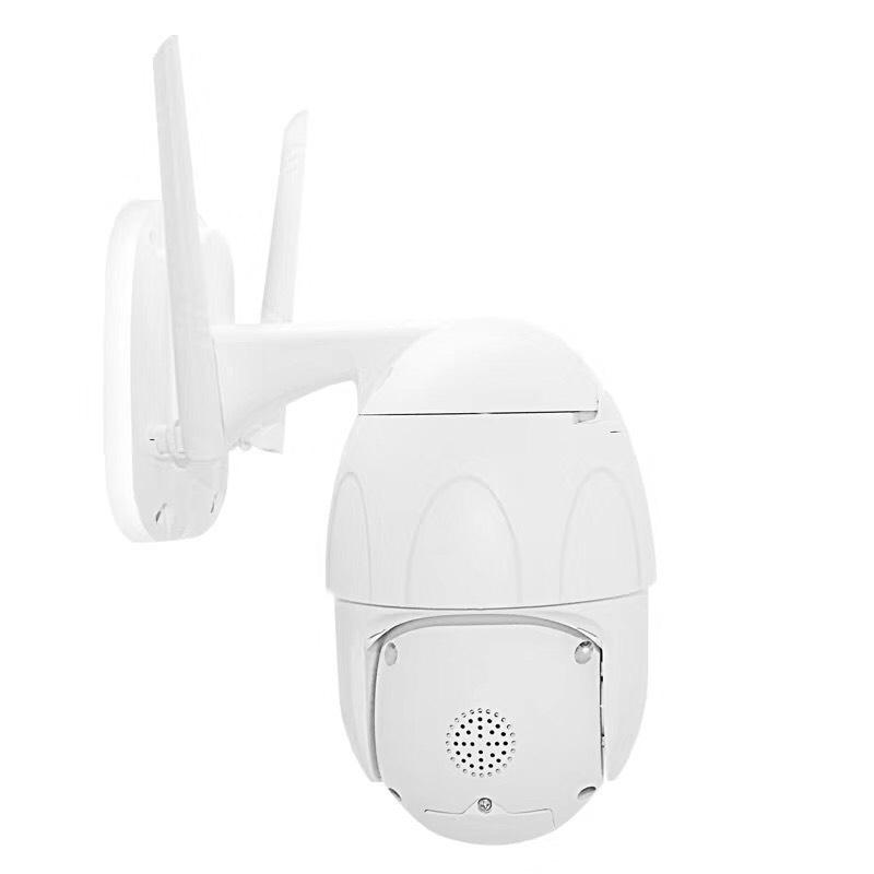 Camera Ip Wifi Ngoài Trời Yoosee GW-D10S Ban Đêm Có Màu - Hàng Nhập Khẩu
