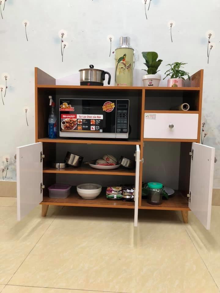 Kệ bếp mini đa năng Juno Sofa