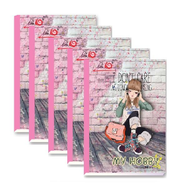Lốc 5 Tập học sinh 96 trang Điểm 10 TP-NB072 (hình ngẫu nhiên)