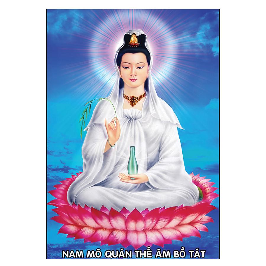 Tranh Phật Giáo Quan Thế Âm Bồ Tát 2324