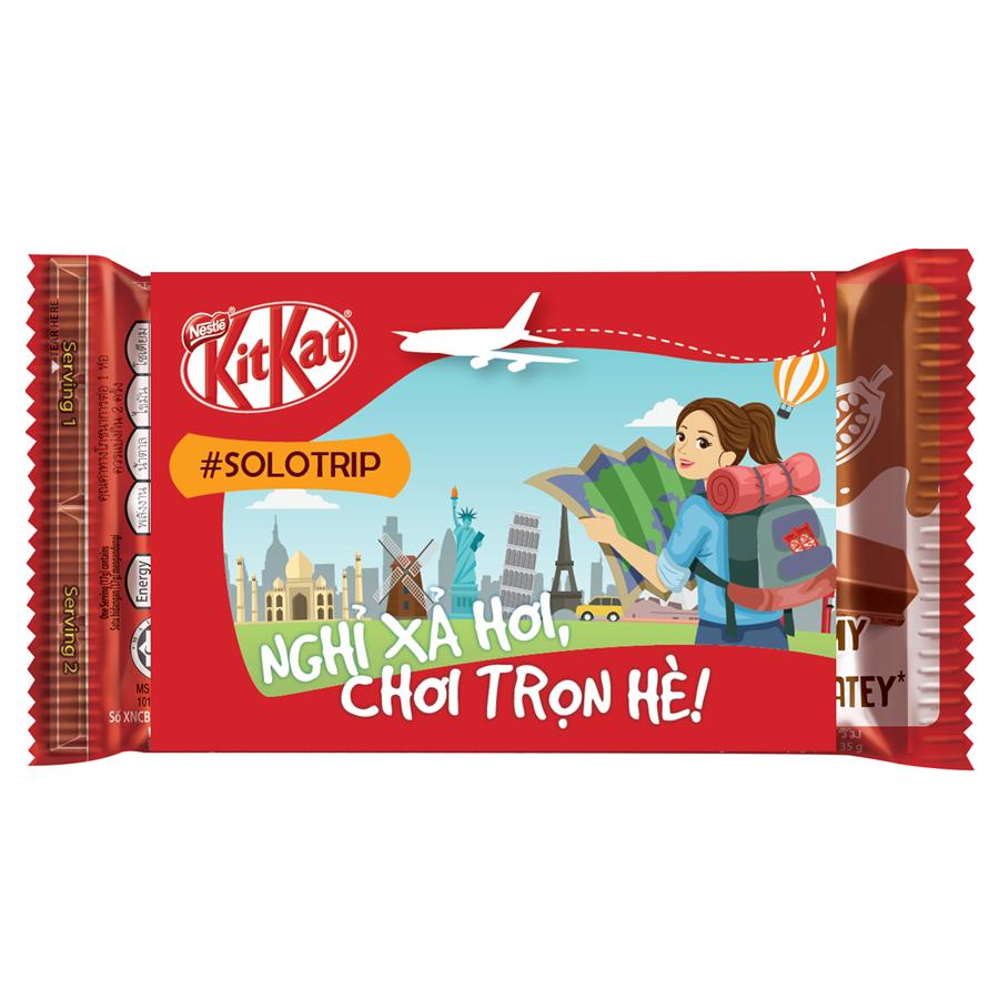 Bánh Chocolate KitKat 4F Thanh 34g - Phiên Bản #trip (Giao Ngẫu Nhiên) - 9556001027252,62_219830,12000,tiki.vn,Banh-Chocolate-KitKat-4F-Thanh-34g-Phien-Ban-trip-Giao-Ngau-Nhien-62_219830,Bánh Chocolate KitKat 4F Thanh 34g - Phiên Bản #trip (Giao Ngẫu Nhiên)