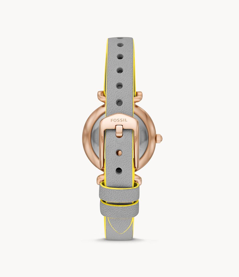 Đồng hồ Nữ Fossil dây da ES4834