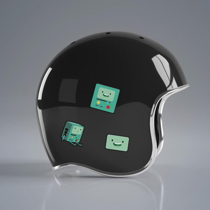 BMO - Single Sticker hình dán lẻ