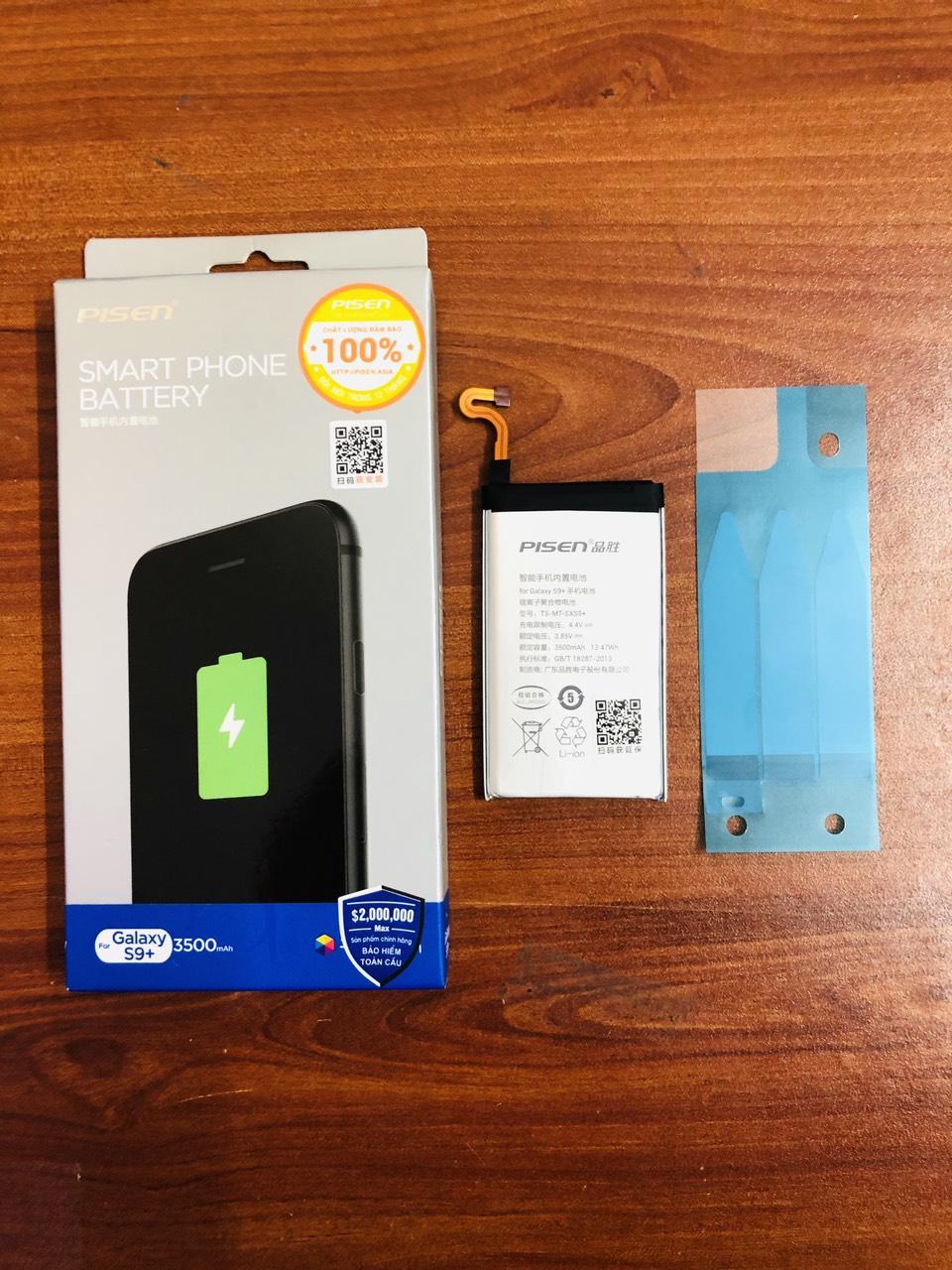 Pin điện thoại dành cho Sam Sung S9+ TS-MT-SAMS9+ ( 3.85V , 3500mAh) _Hàng chính hãng