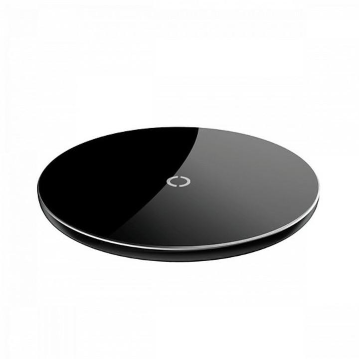 Đế sạc nhanh không dây Baseus CCALL-JK01 5W/ 7.5W, Qi Wireless Quick Charger - Hàng nhập khẩu