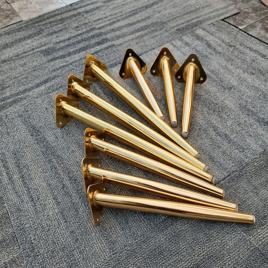 Chân bàn louis Kala mạ vàng cao cấp