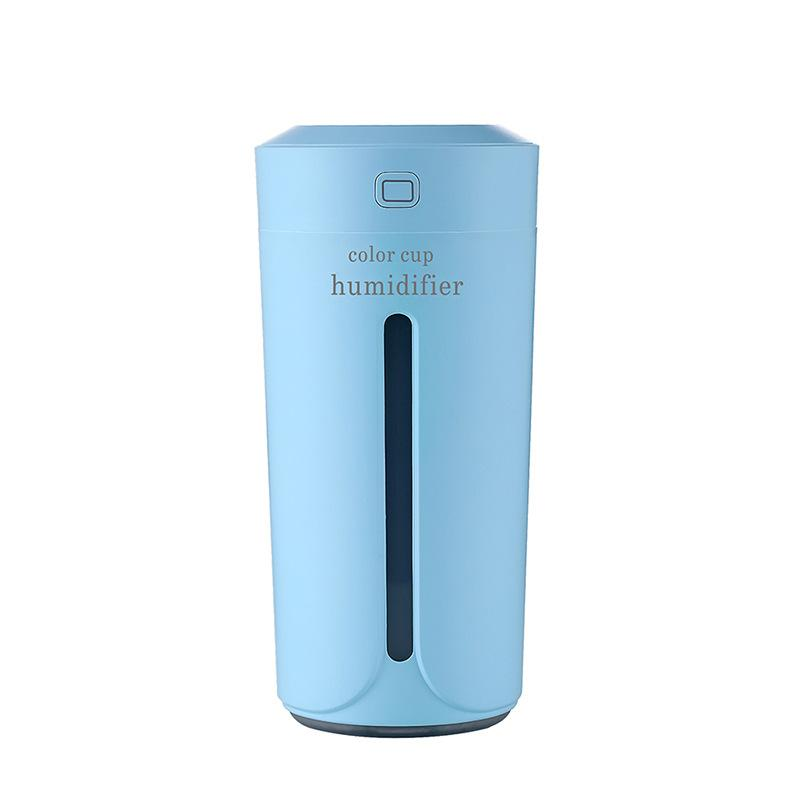 Máy xông tinh dầu, máy khếch tán tinh dầu USB-3in1 - Chuyên Ô tô - Hàng nhập khẩu