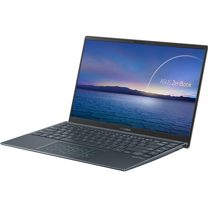 Laptop ASUS ZenBook UX425EA-KI439T (Core i7-1165G7/ 16GB LPDDR4X 3200MHz/ 512GB SSD M.2 PCIE G3X2/ 14 FHD IPS/ Win10) - Hàng Chính Hãng