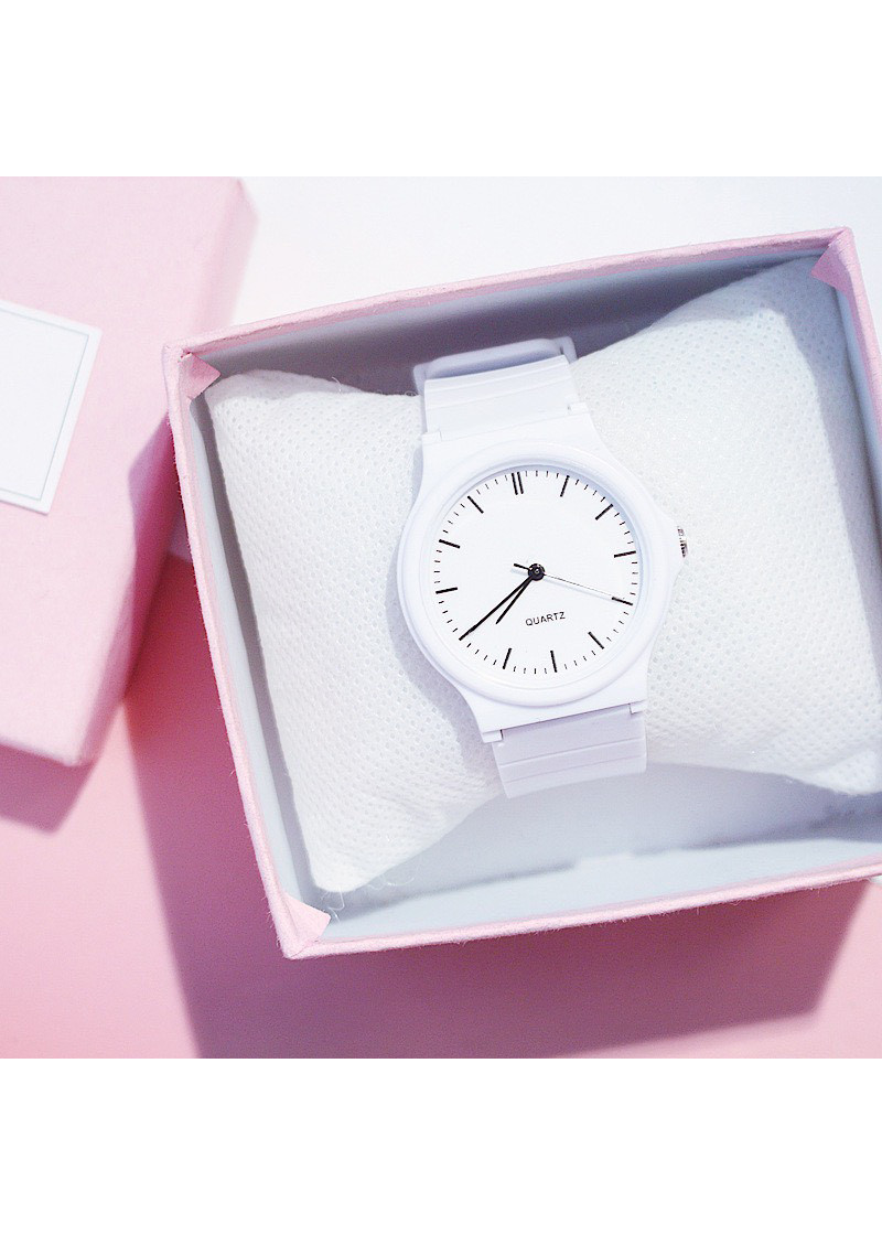 Đồng hồ thời trang nam nữ phong cách Hàn Quốc siêu đẹp DH84