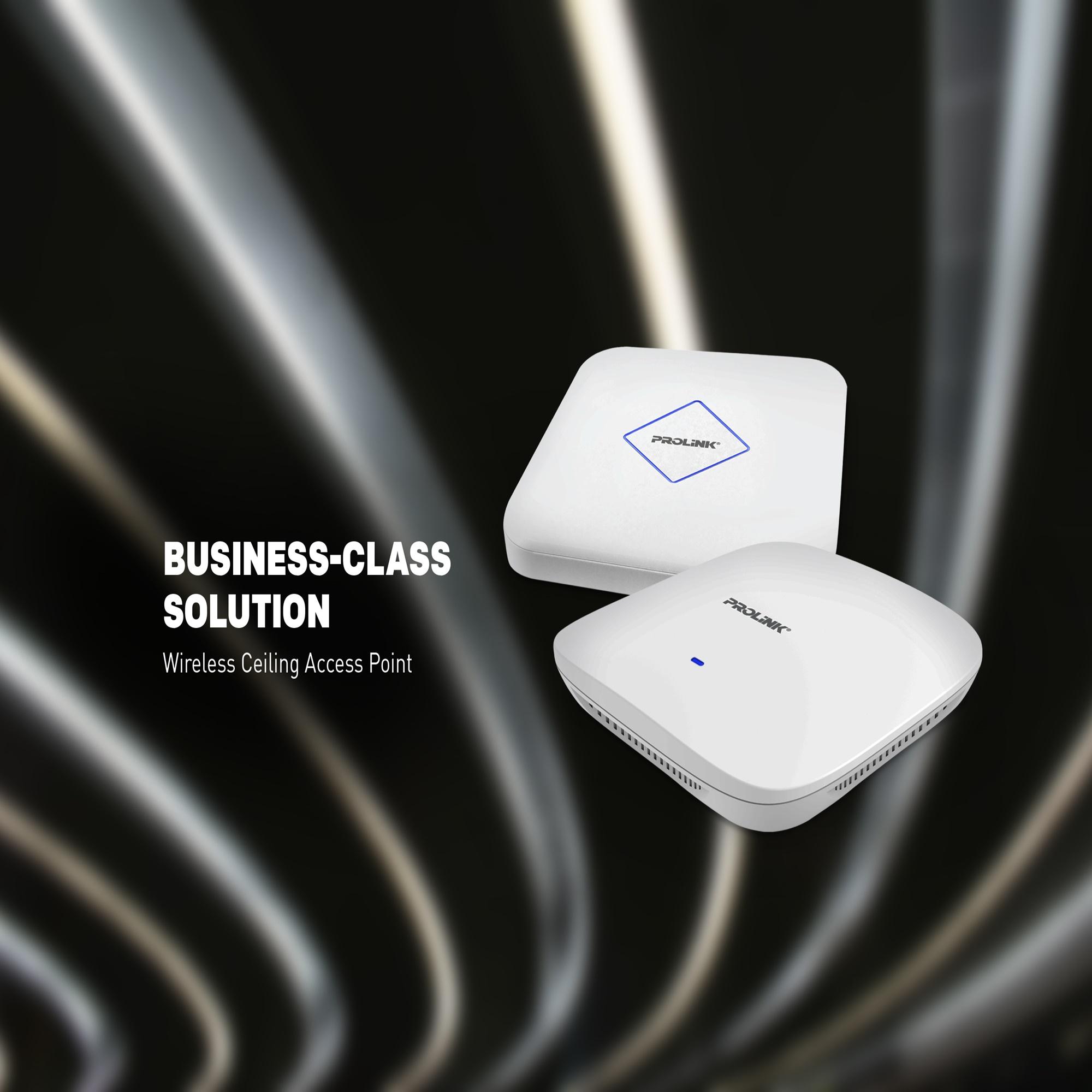 Bộ phát sóng Wifi chuyên dụng Prolink MU-MIMO PAC2201C-  PAC2201C - AC1200 - MU-MIMO PAC2201C -  hàng chính hãng