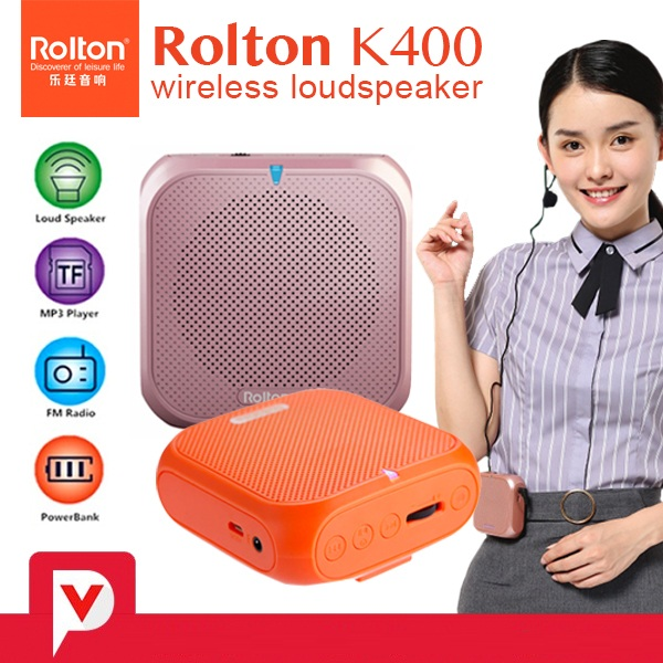 Loa trợ giảng mini ROLTON K400 AZONE