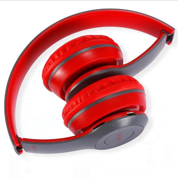 Tai Nghe Bluetooth Đỉnh Cao Có Khe Cắm Thẻ Nhớ, Nghe Đài FM (màu ngẫu nhiên)