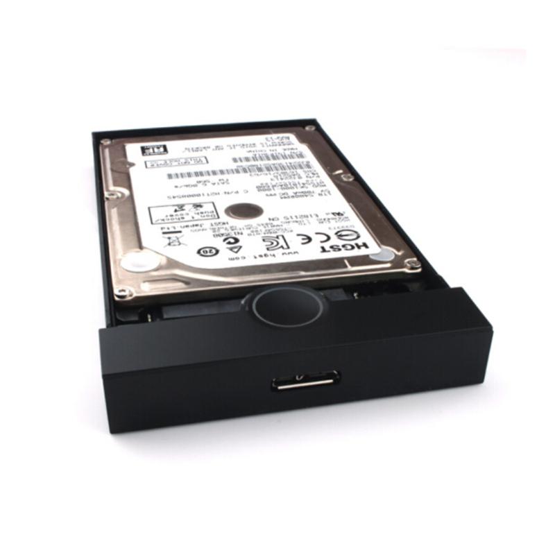 Box ổ cứng di động SSK SHE090 chuẩn 3.0 - thiết kế đơn giản gọn nhẹ (đen) HÀNG CHÍNH HÃNG