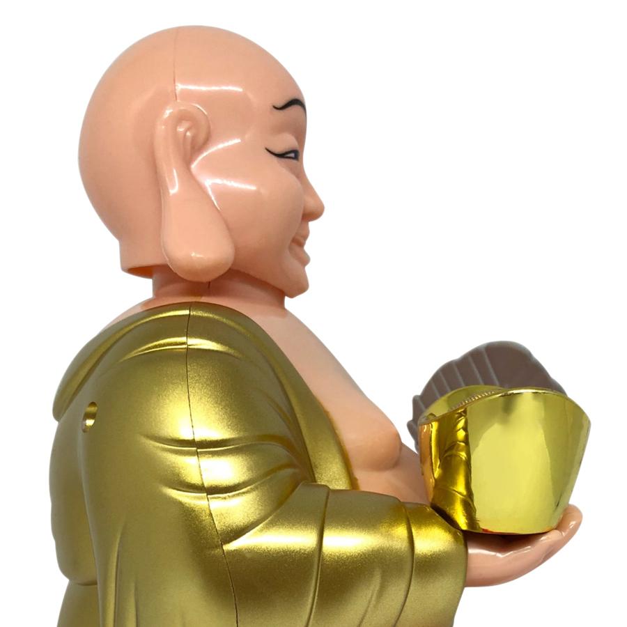 Tượng Phật Di Lặc Đứng Quắc Nhỏ PT0037