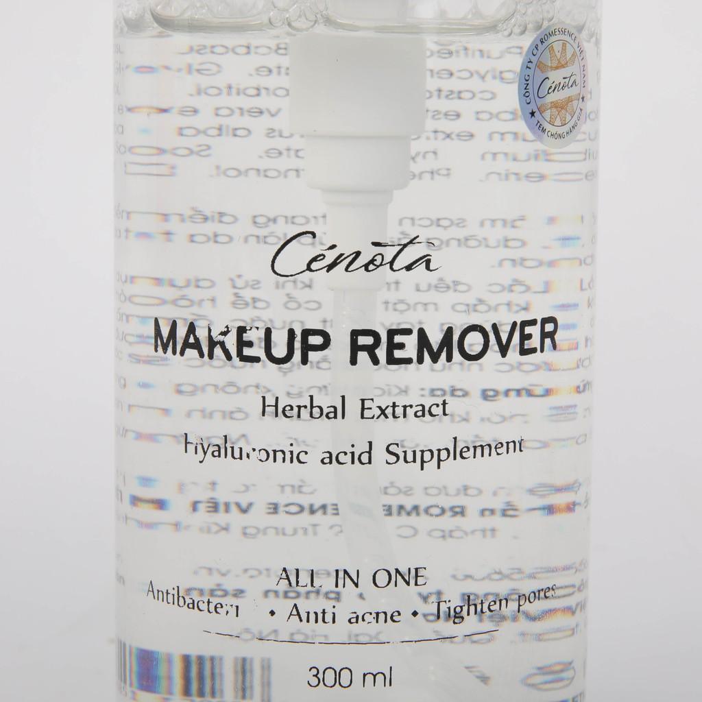 Nước tẩy trang Cenota Makeup Remover