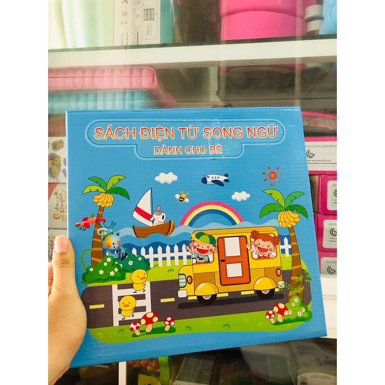 Sách điện tử song ngữ cho bé