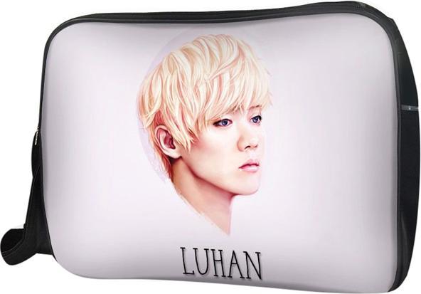Túi Đeo Chéo Hộp Unisex Exo Luhan - TCKC121 34 x 9 x 25 cm