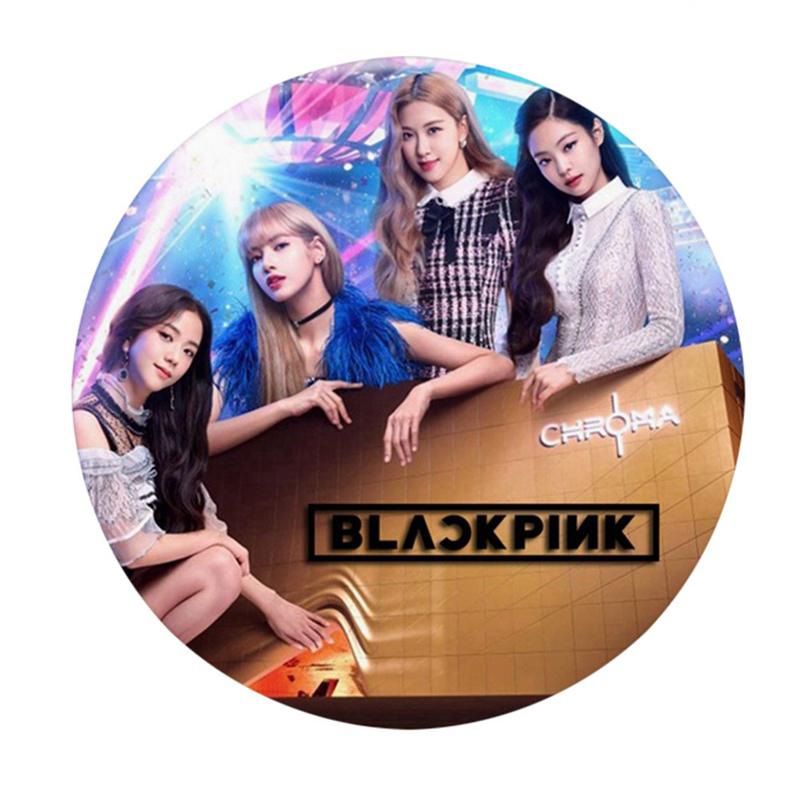 Huy hiệu BlackPink thần tượng Kpop