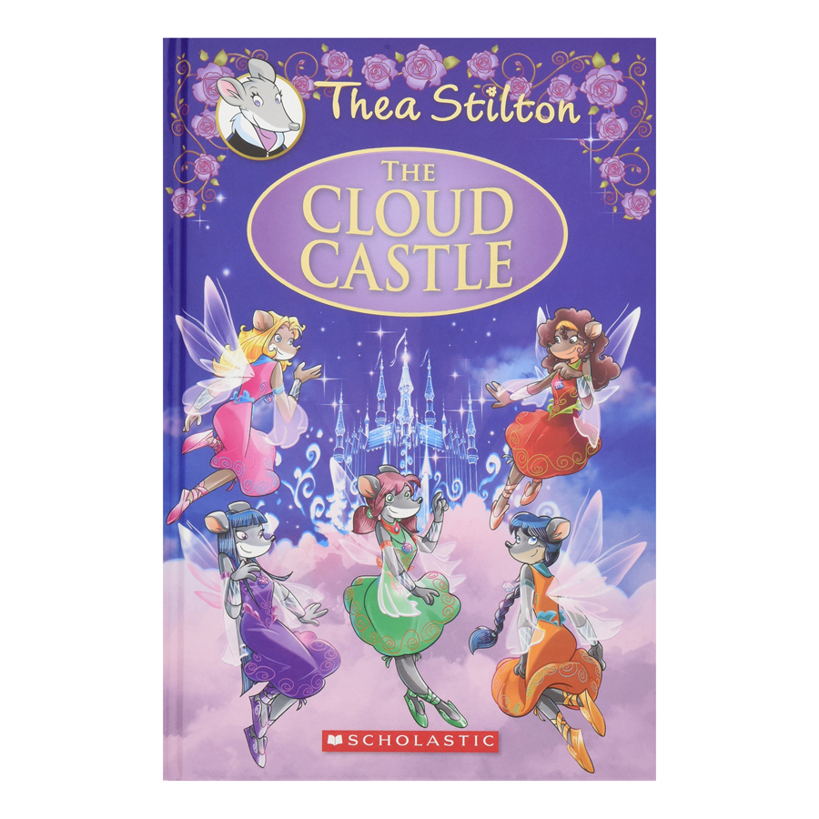 Thea Stilton Special Edition Book 4: The Cloud Castle