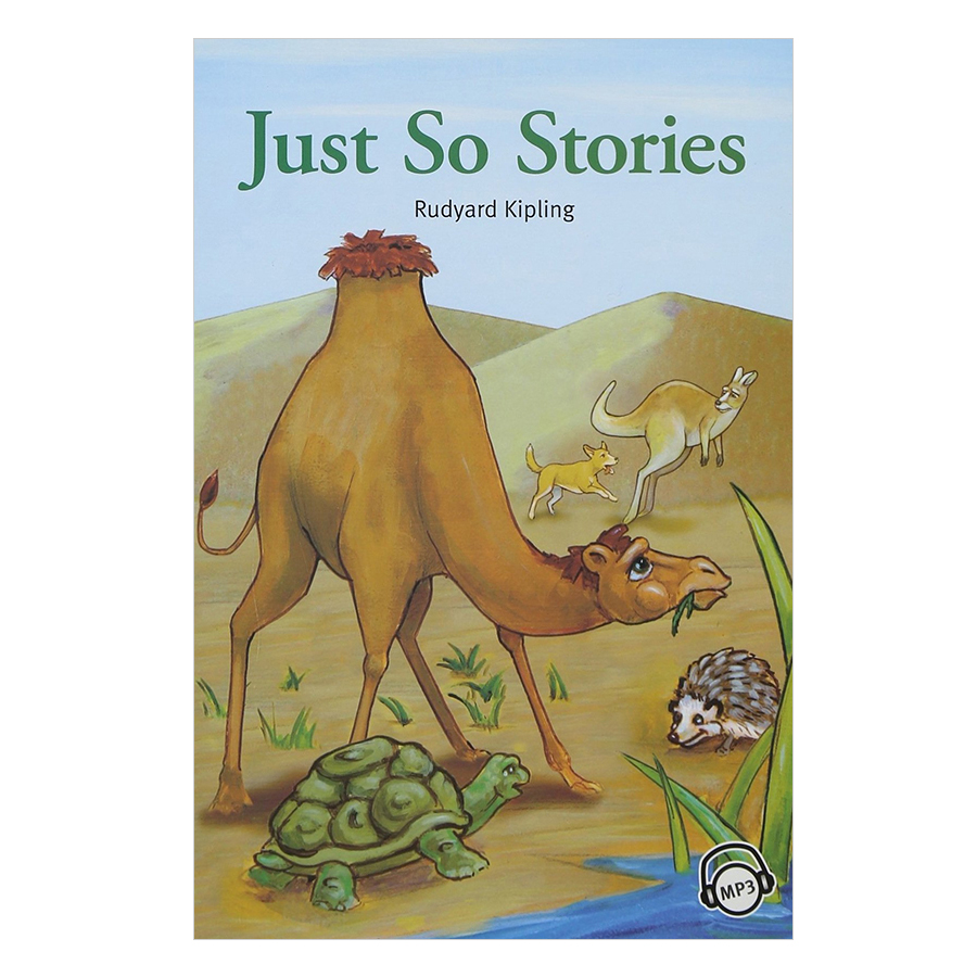 Compass Classic Readers 1: Just So Stories (With Mp3) (Paperback)