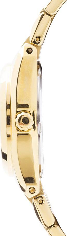 Đồng Hồ Citizen Nữ Dây Kim Loại Máy Eco-Drive EW2292-67P - Mặt Vàng (27.5mm)