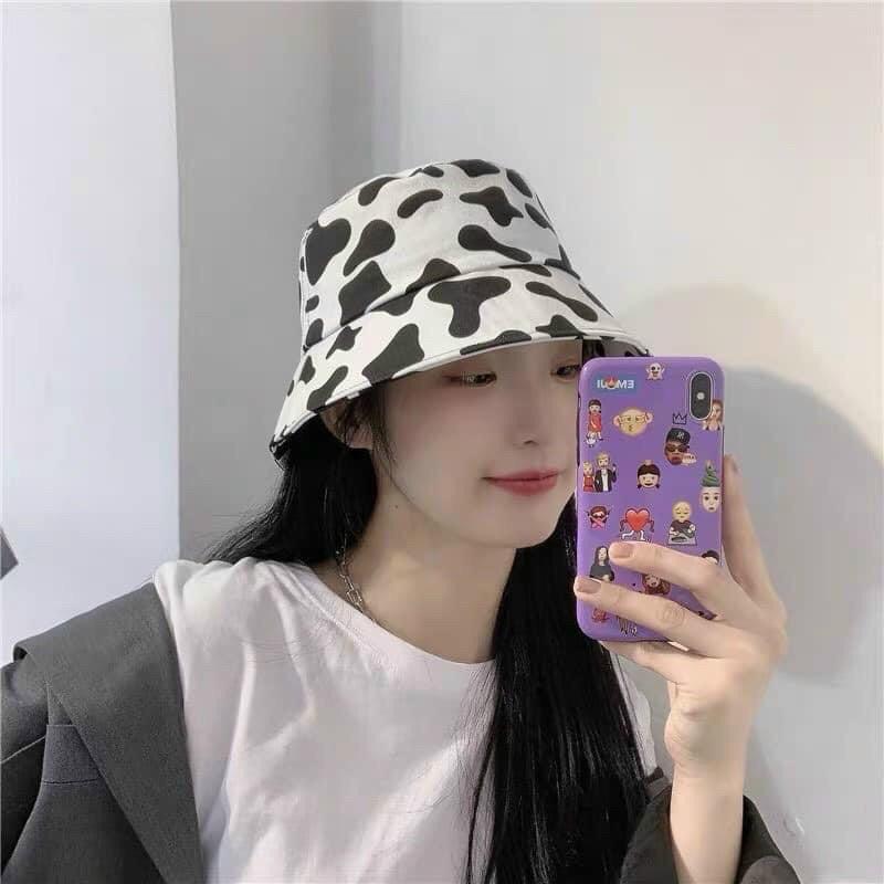 Mũ BÒ SỮA siêu đẹp mẫu mới 2021
