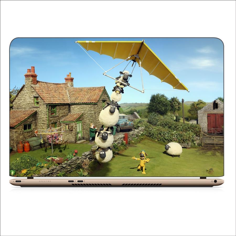 Miếng Dán Skin In Decal Dành Cho Laptop - Shaun 4 - Mã 081118 - 14 inch - Mặt trước - 24095167 , 9331332551788 , 62_7190515 , 125000 , Mieng-Dan-Skin-In-Decal-Danh-Cho-Laptop-Shaun-4-Ma-081118-14-inch-Mat-truoc-62_7190515 , tiki.vn , Miếng Dán Skin In Decal Dành Cho Laptop - Shaun 4 - Mã 081118 - 14 inch - Mặt trước