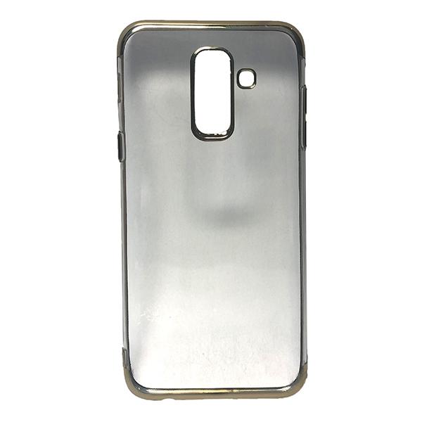 Ốp Lưng Trong Suốt Dành Cho Điện Thoại Samsung A6 Plus 2018 - Viền Vàng - 24116404 , 8744709333220 , 62_7828382 , 150000 , Op-Lung-Trong-Suot-Danh-Cho-Dien-Thoai-Samsung-A6-Plus-2018-Vien-Vang-62_7828382 , tiki.vn , Ốp Lưng Trong Suốt Dành Cho Điện Thoại Samsung A6 Plus 2018 - Viền Vàng