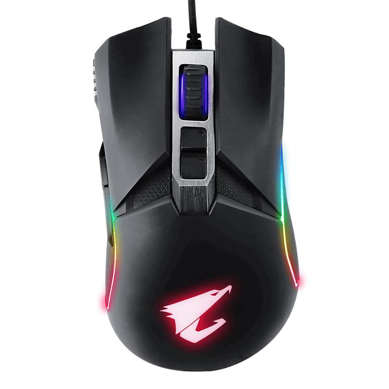 Chuột Gaming Có Dây Gigabyte Aorus M5 - Hàng Chính Hãng
