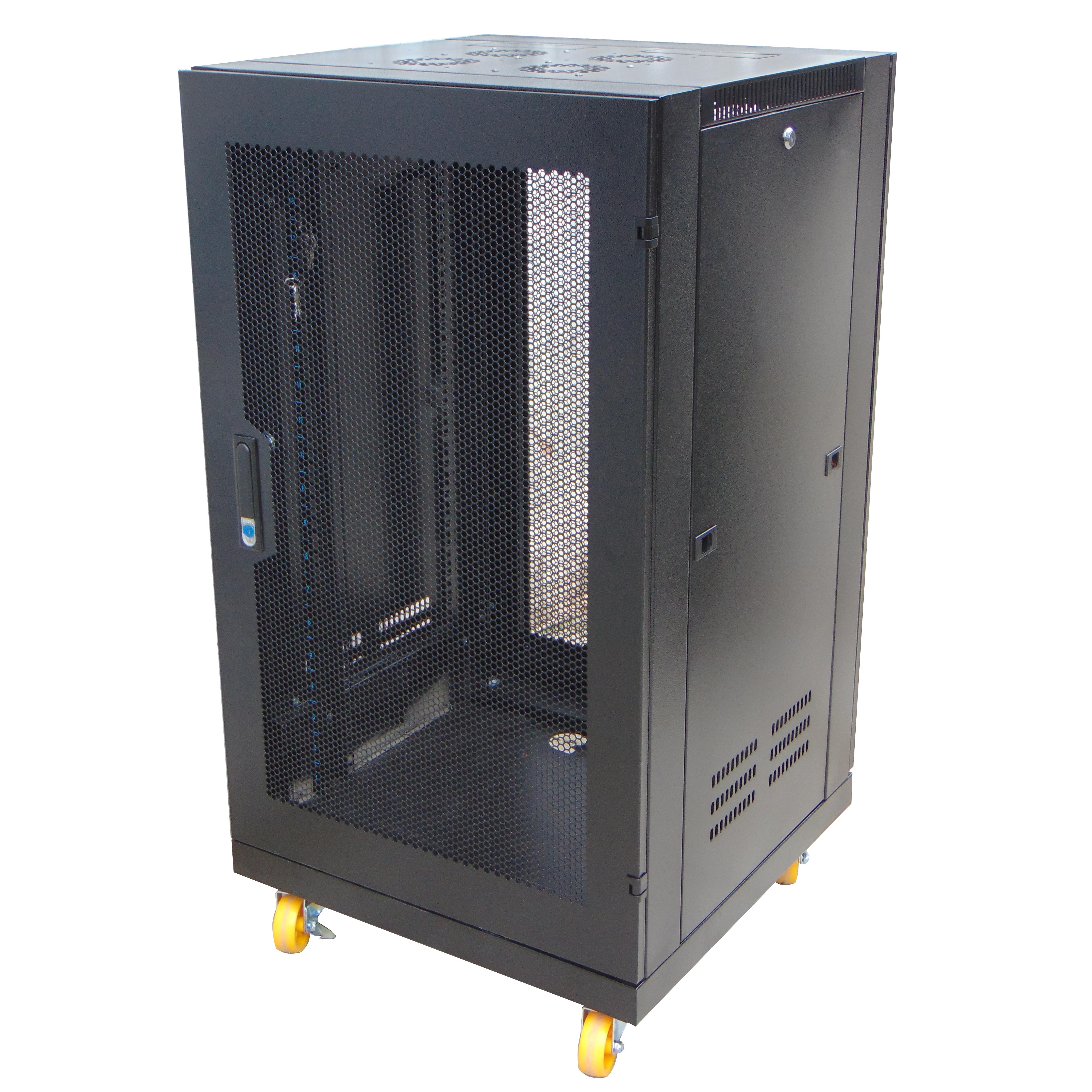 Tủ Mạng, Tủ Rack 20U Khung Rời Mẫu C- TMC RACK 19''