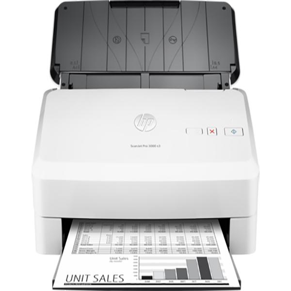 Máy Quét HP Scanjet Pro 3000 S3 Sheet-Feed Scanner - Hàng Chính Hãng