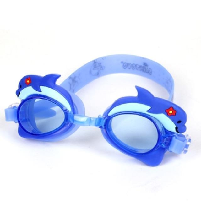 Kính bơi cho bé( có hộp nhựa)