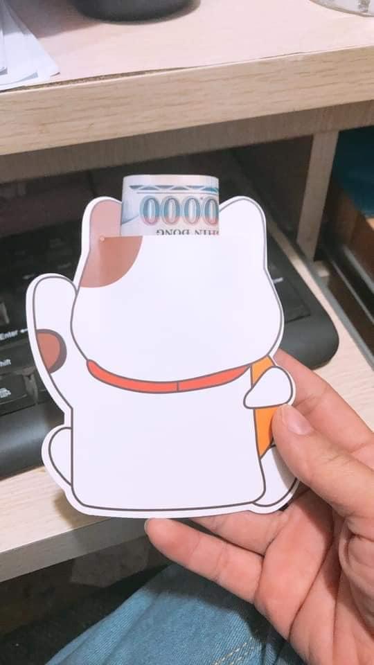 Bao Lì Xì 2020 - Combo 10 bao lì xì hình siêu cute( Giao hình ngẫu nhiên)