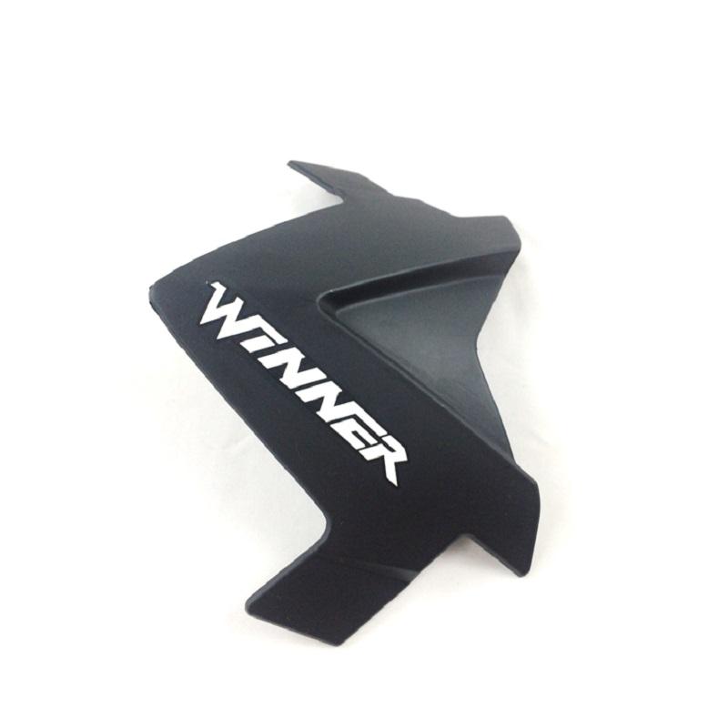 Mão đầu xe dành cho Winner đen nhám  ( Hình Và kiểu trên mão sẽ thay đổi tùy theo đợt hàng về )