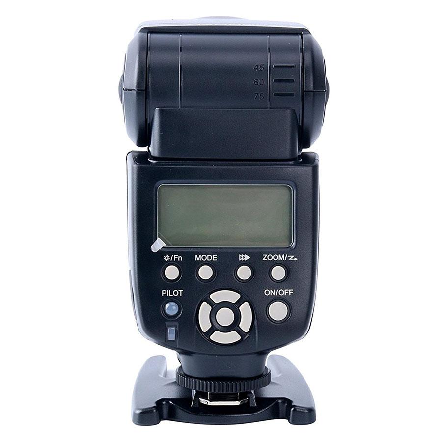 Combo Đèn Flash Yongnuo YN565Ex II For Canon + Omni Tay Gấu - Hàng Nhập Khẩu